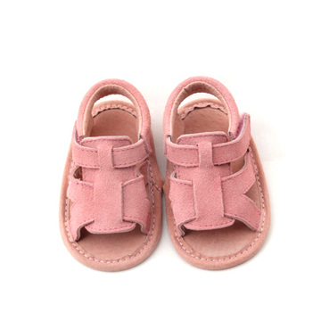 Kulit Tulen Pink Baby Girls Shoes Sanduals