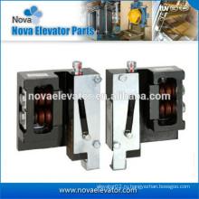Высокоэффективный механизм безопасности для пассажирского лифта