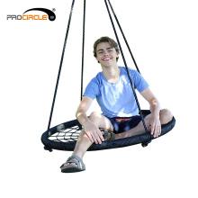 Alta qualidade aço tubo crianças ao ar livre balanço cadeira