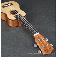 Ukulele with pearl strips ukulele