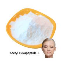 Kaufen Sie Argireline Acetyl Hexapeptide-8 Pulver in der Hautpflege