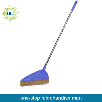 long handle Use broom