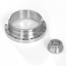Части шарового клапана - кольцо седла