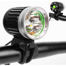 High Power 3*CREE Xm-L T6 Aluminum Bicycle Light
