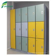 HPL compact laminate cloth storage cabinet locker