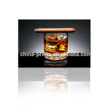 Bar Décoration Wall Art / Modern Pop Canvas Printing / New Home Gifts