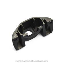 OEM high precision cnc machining sand casting aluminum coating case for electronic