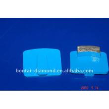 Coussinets diamantés coulissants pour meulage de sol en béton