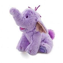Plush Velour Elephant Toys