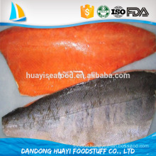 wholesale price high quality frozen fresh chum salmon fillet