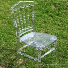 Cadeiras De Napoleão De Plástico Transparente