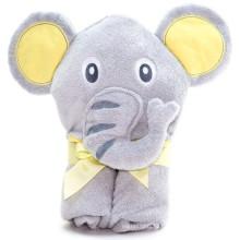 Амазонка ребенок с капюшоном полотенце с капюшоном для новорожденных полезен