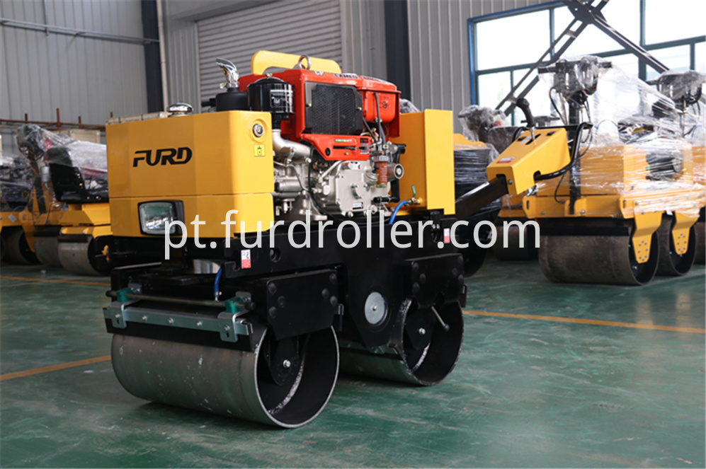 FYL-800CS Manual Road Roller