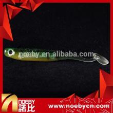 Радужная бумага прозрачный цвет мягкое тело рыбалка приманка приманки