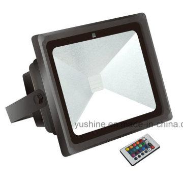 30W Светодиодный прожектор с красным / синим / зеленым / желтым цветом
