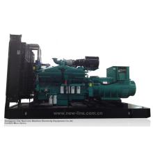 Генератор природного газа Cummins (33kVA-1650kVA)