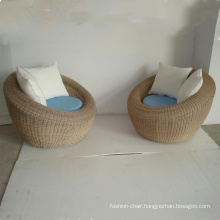 Wholesale Price Outdoor Swivel Round Rattan Cane Egg Chair