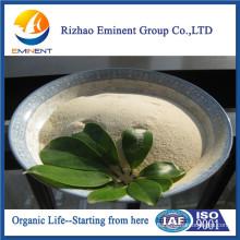 Fertilizante en polvo soluble en aminoácidos de potasio