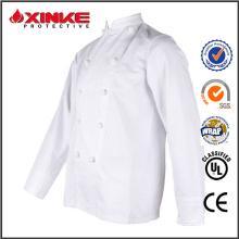 uniforme de chef de algodón para restaurantes