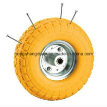 PU Foaming Wheel (350-4PU)