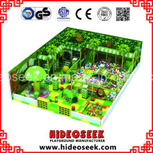 Equipamento Indoor Forest Playgeound Crianças Theme for Sale