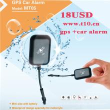 Perseguidor de GPS 16USD Mini Vehículo Mejor que Gt02 (MT05-KW)
