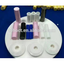 Hot selling industrial ceramic Zirconia Tube rods pins pipes