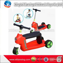 Children Toy /Child Foot Scooter /Ride On Toy/ 2 In 1 Toy/Three Wheel Scooter