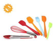 Silicone spatula set pastry equipment & baking tools for christmas