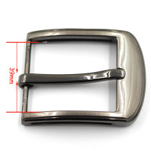Homens normais Business Pin Buckle para Belt