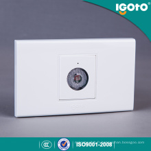 Igoto Modern Electrial Sound Switch pour le marché latino-américain