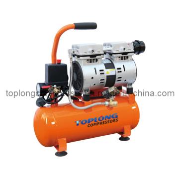 Óleo livre Oilless Silent Dental Air Compressor Pump Motor (Hw-1009)