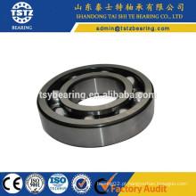 China rolamento fabricante aço inoxidável de aço grandes rolamentos 6316