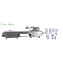 Soft Plastic Blister Packing Machine