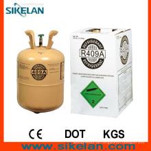Hochrein, farblos, nicht bewölkt, kein stinkendes R409A Gemischtes Kältemittelgas