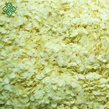 Best quality natural best rate air dried garlic flakes with good flavor