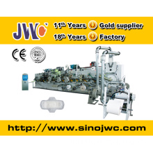 Wings Type Sanitary Napkin Machine (JWC-HYM)