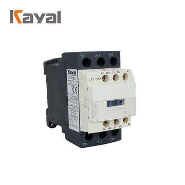 High Quality Low Price DC Contactors LP1-D Model DC Operated 50A 65A 95A 660v  DC Contactor
