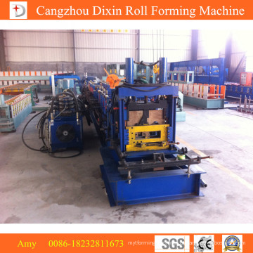 Máquina formadora de rolos intercambiáveis C&Z