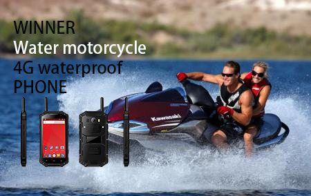 WINNER Water motorcycle 4G waterproof PHONE