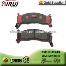 D521 disc brake pad