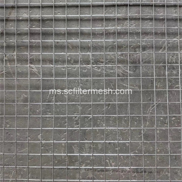 3mm 25x50mm Lembaran Mesh Welded Stainless Steel
