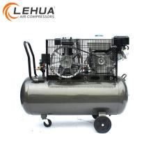 LH2065QC Бензиновый двигатель 220В воздушный компрессор переменного тока