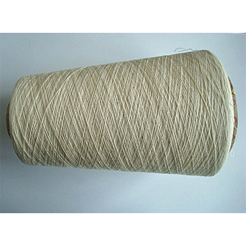 Combed Cotton Viscose Jute Blenched Yarn - Ne 10s/1