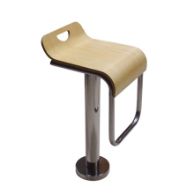 China Factory Wood Material Barstools