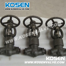 Pressure Sealed Globe Valves Bw Ends (J61Y)