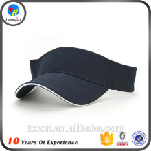 Promotion blank sunvisor/visor hat