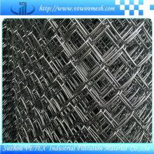Rede de arame de aço inoxidável do elo de corrente 316L