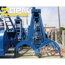 Machinery Hydraulic Excavator Timber Grab