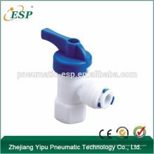 Valves contral eau ESP valve d'eau en plastique